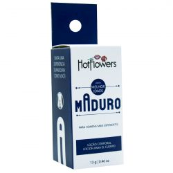 MADURO ESTIMULANTE SEXUAL MASCULINO 13G HOT FLOWERS