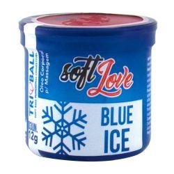 BOLINHA BEIJÁVEL BLUE ICE TRIBALL SOFT LOVE