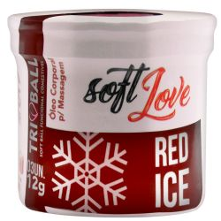 BOLINHA FUNCIONAL RED ICE TRIBALL SOFT LOVE
