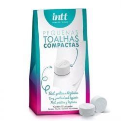 TOALHAS DESIDRATADAS COMPACTAS INTT