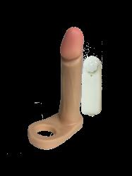 Anel Peniano com bullet - 17x2,5cm