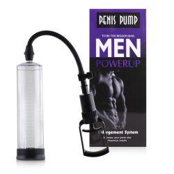 Bomba Peniana Manual 20cm com Gatilho - Penis Pump