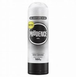 Gel lubrificante Prudence Neutro ou Chiclete 100g