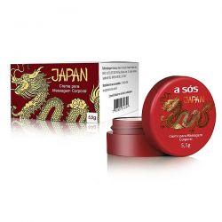 Creme Térmico e Excitante Japan - 5,5g