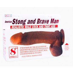PENIS  COM VENTOSA  STONG AND BRAVE MAN