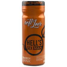 Energético Hells Sexman Energy Drink Softlove