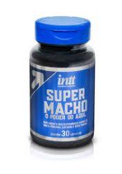 Super Macho cápsulas INTT - LANÇAMENTO!
