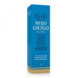 Gel Beijável Eletric Beijo Grego - 15g