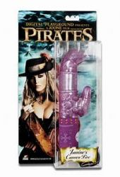 VIBRADOR PIRATES JANINES CANNON FIRE
