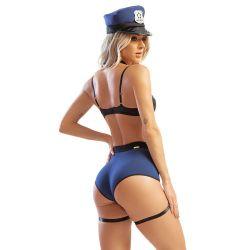 KIT POLICIAL KELLY SAPEKA