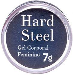 HARD STEEL GEL CORPORAL EXCITANTE FEMININO 7G GARJI